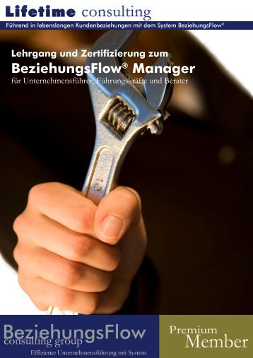 BeziehungsFlow® Manager - Ulbing consulting