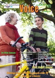 Download the September - October edition - Age UK