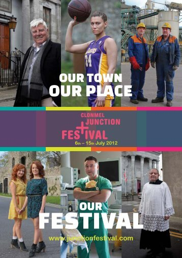 dig where you stand - Clonmel Junction Festival