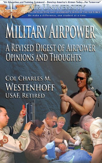 Military airpower - The Air University