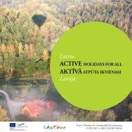 Latvija Latvia - AcTour