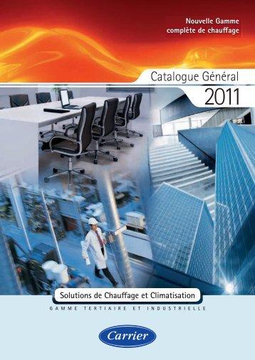 Catalogue Général - Carrier