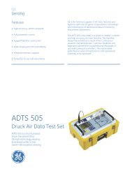 ADTS 505 Compact, Portable Air Data Test Set - Thermo Fisher