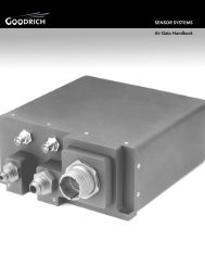 Air Data Handbook SENSOR SYSTEMS - Goodrich