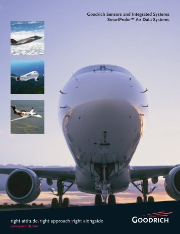 Goodrich sensors and integrated systems smartprobe™ air data