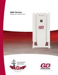 DGH Series Models - Gardner Denver