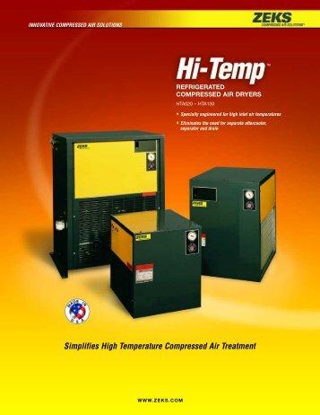 Hi-Temp - ZEKS Compressed Air Solutions