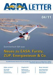 Download als PDF-Datei (3,55 MB) - AOPA - Germany