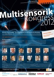 Multisensor - The Conference Group GmbH