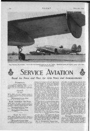 Royal Air Force and Fleet Air Arm