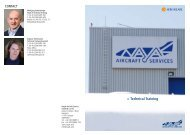 Technical Training > - Nayak Aircraft Services