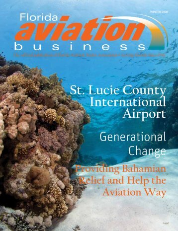 St. Lucie County International Airport - Florida Aviation Trades ...