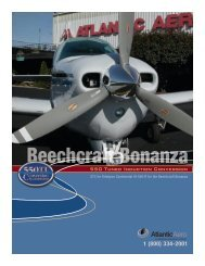 1990 Beechcraft Bonanza F33A - Atlantic Aero