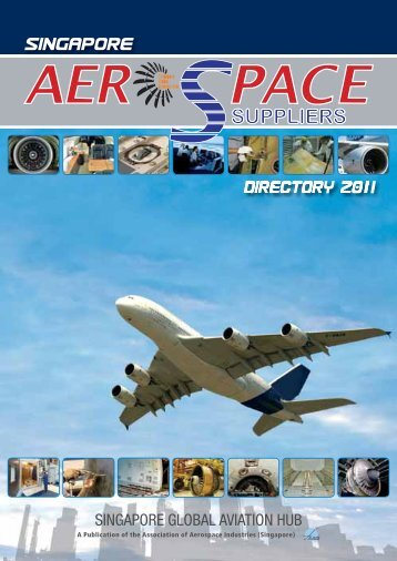 A Publication of the Association of Aerospace Industries (Singapore)