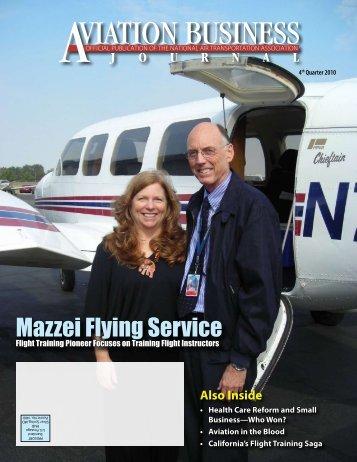 Mazzei Flying Service - NATA