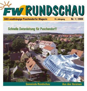 RUNDSCHAU FW - Freie Wähler Landkreis Fürth
