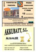 ARRANDIS ARQUITECTURA, SL Promueve: PGOU ... - Hemeroteca - Page 2