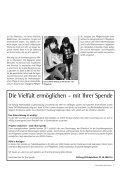 Das neue Leitbild der Stiftung Rüttihubelbad Die vegetarische ... - Seite 7