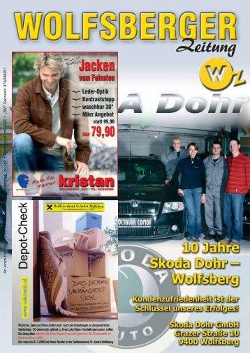 An einen Haushalt - Österreichische Post AG/Postetgelt bar bezahlt ...