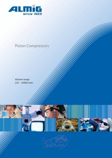 Piston Compressors - Duncan Rogers