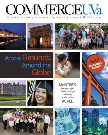 Investors' Report 2005-2006 - McIntire School of Commerce ...