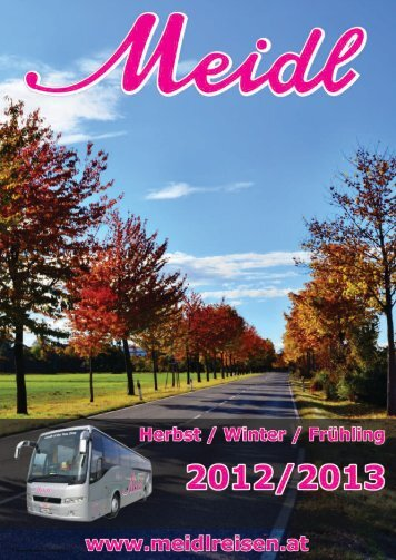 KATALOG DOWNLOAD - Meidl Reisen