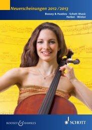Der Katalog zum Download (pdf) - Schott Music