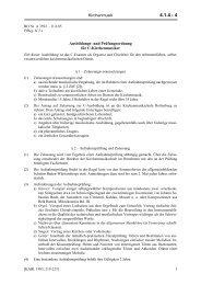 und Prüfungsordnung für C-Kirchenmusiker - Amt für Kirchenmusik ...