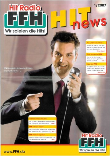 'I I 2007 - HIT RADIO FFH Archiv