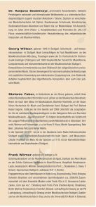 Schabbat Lieder Konzert - Fakten - Seite 3