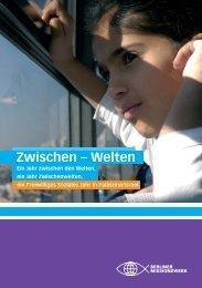 Zwischen – Welten - Berliner Missionswerk