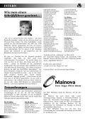 Trau Dich… …Ja zur Tradition - SKV Mörfelden - Page 4