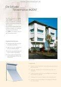 MHZ Prospekt Fenster- und Fassadenmarkisen - TKM Klaus Madzar - Seite 3