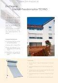 MHZ Prospekt Fenster- und Fassadenmarkisen - TKM Klaus Madzar - Seite 4