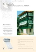 MHZ Prospekt Fenster- und Fassadenmarkisen - TKM Klaus Madzar - Seite 5