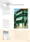 Fenster- / Fassadenmarkisen - Raumausstatter Drechsler Thum - Seite 5