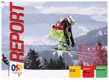 KaTja sEizingER BiRgiT KOBER sEVERin FREund - OSP Bayern