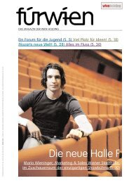 Stadthalle! - Wien Holding