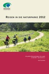 Reisen in die Naturparke 2012 (pdf) - Kaufland