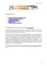 6.6 Miniporträt Spanisch - EuroComRom