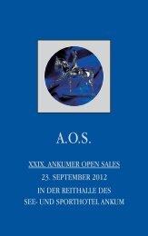 AOS Reitpferde 2012 - PSI Auktionen