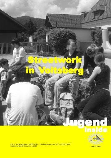 Jugend inisde 1-07 streetwork voitsberg.p65 - Steirische ...