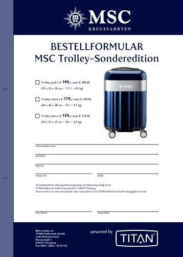 klicken - MSC Kreuzfahrten