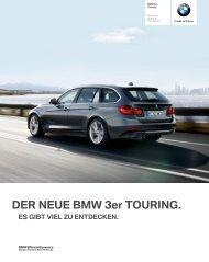 (SA) des BMW 3er Touring