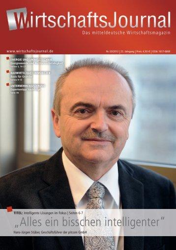 Die Ausgabe 03/12 als PDF - Wirtschaftsjournal
