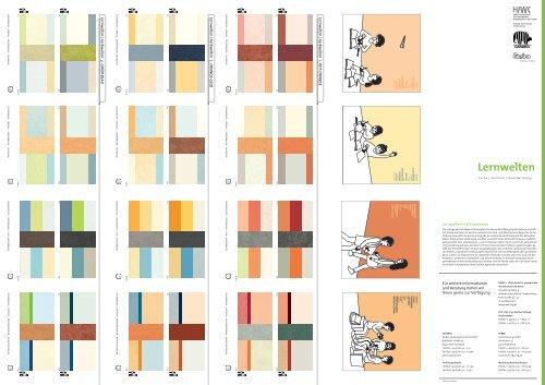 Lernwelten A1-Faltblatt Gesamtdarstellung