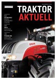 traktor aktuell - Steyr
