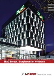 ZEAG Energie, Energiestandort Heilbronn (PDF - Lindner Group