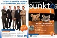 """""""Her mit den Mäusen!"""" - Rüsselsheimer Volksbank eG"""