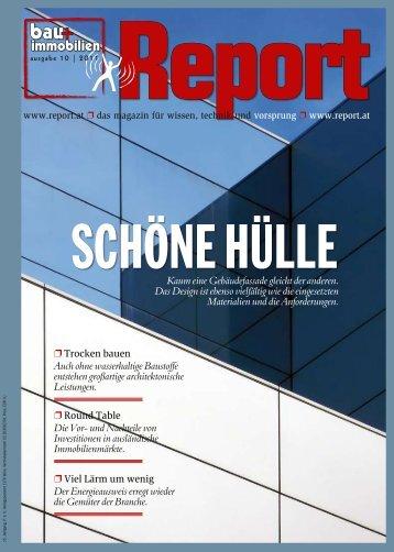 Immer mehr Immobilien - Bau | Mehrwert | report.at